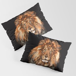 King Lion Pillow Sham