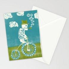 Se muere por las bicicletas Stationery Cards