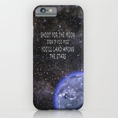 Shoot for the Moon iPhone 6 Slim Case