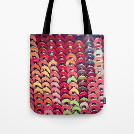 Sequin - JUSTART © , edited photography Tote Bag