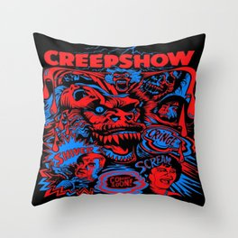 Do You Have The Creeps Throw Pillow