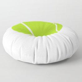 Shut Up and Serve Tennis Ball Sports T-Shirt Floor Pillow