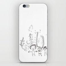 Water Kids iPhone & iPod Skin