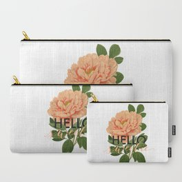 Hello Sweetie Carry-All Pouch