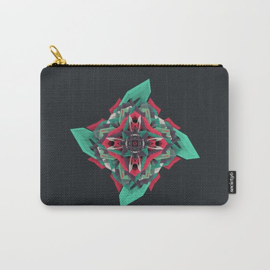 Calaabachti Truth Flower Carry-All Pouch