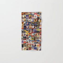 WWII Posters Hand & Bath Towel
