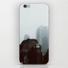 Umeda Mist iPhone Skin