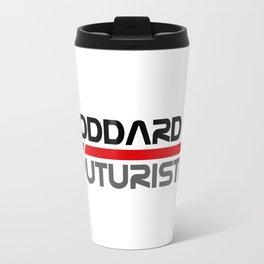 goddard futuristics logo Travel Mug