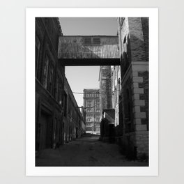 Old Pabst Brewery Art Print
