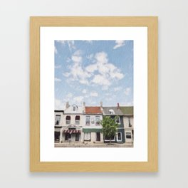 Troy, Ohio Framed Art Print