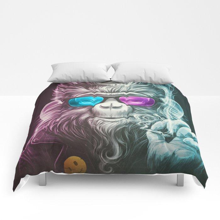 Smoky Comforters