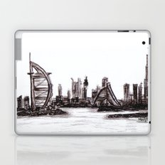 Dubai day Laptop & iPad Skin