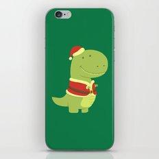 SanT-Rex iPhone & iPod Skin