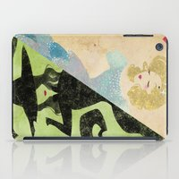 wicked iPad Cases featuring Wicked by Serena Rocca