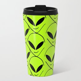 Aliens Travel Mug