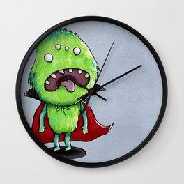 Mini monster Wall Clock