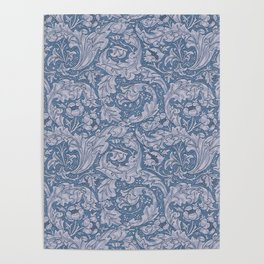"""William Morris """"Bachelors Button"""" 2. Poster"""