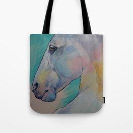 Lipizzan Stallion Tote Bag