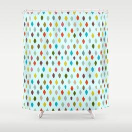 PIPS baby aqua Shower Curtain