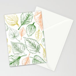 leaf series // no. 4 Stationery Cards