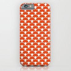Dragon Scales Tangerine  iPhone 6s Slim Case