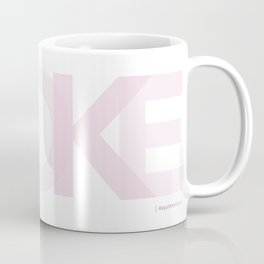 quinnslion woke Coffee Mug