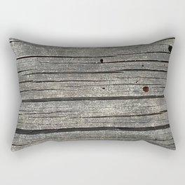 Charred Tree Rectangular Pillow