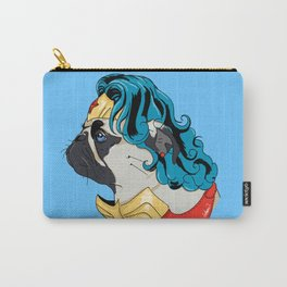 Wonder Pug Carry-All Pouch