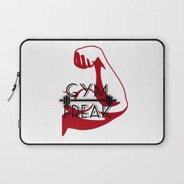 GYM FREAK !:) Laptop Sleeve