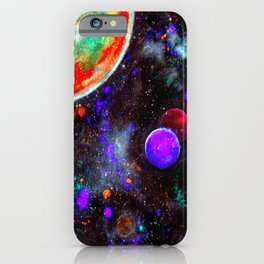 Intense Galaxy iPhone Case