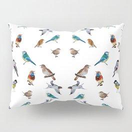I love birds Pillow Sham