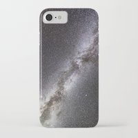 milky way iPhone & iPod Cases featuring Milky Way by Space99