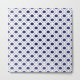 Mochi Kochi | Porcelain Metal Print