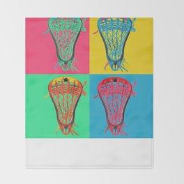 Lacrosse BIG4 Throw Blanket