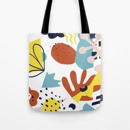Cutouts Tote Bag