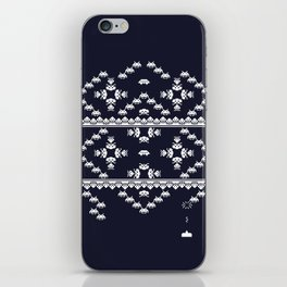 Invasion Pattern iPhone Skin