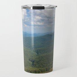 Bieszczady Panorama Travel Mug