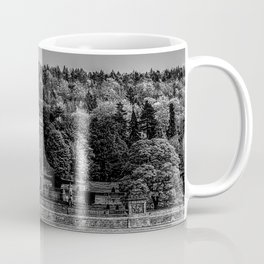 Chatsworth country house Coffee Mug