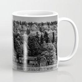 Chatsworth country house Coffee Mug