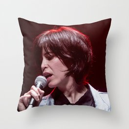 The Jezabels_03 Throw Pillow