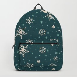 Snowflake Flurries Backpack