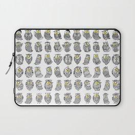 Sleepy Owls Laptop Sleeve