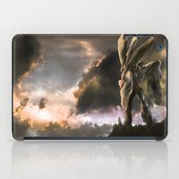 robot iPad Cases featuring ROBOT by peocle