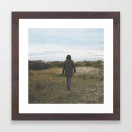mother ii. Framed Art Print