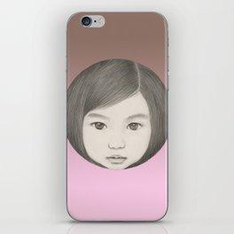Hana iPhone Skin