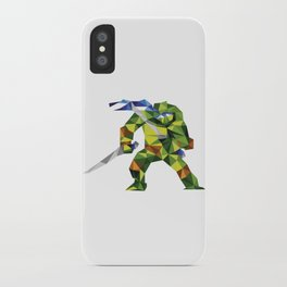 Katana Turtle iPhone Case