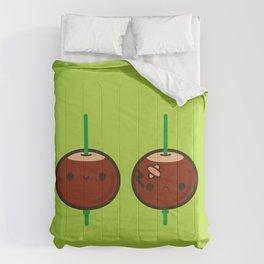 Cutie conkers Comforters