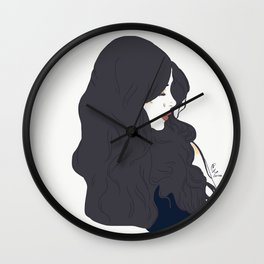 Izzy Wall Clock