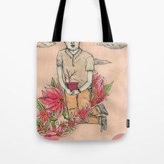 NOche BUENA Tote Bag