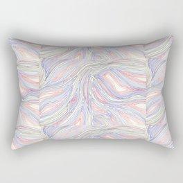 one hundred layers Rectangular Pillow